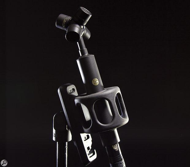Rode NT‑SF1 microphone.