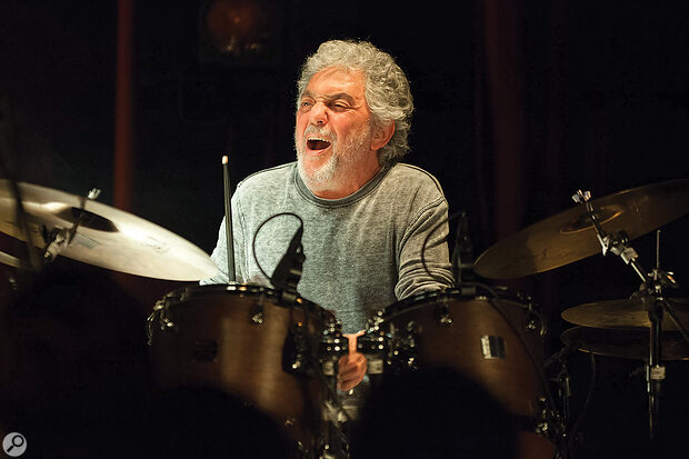 Steve Gadd has remained one of the world's leading drummers since arriving on the scene in the '70s. His improvisation on 'Aja' still ranks as one of the finest studio drum performances on record.