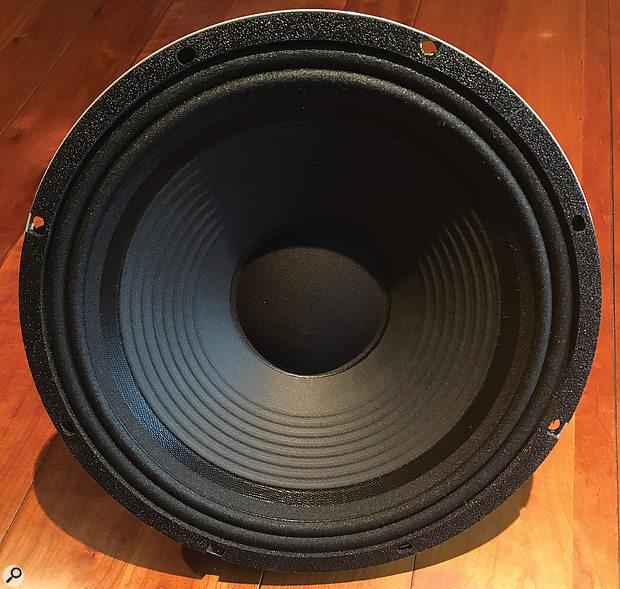 Celestion F12–X200 speaker.