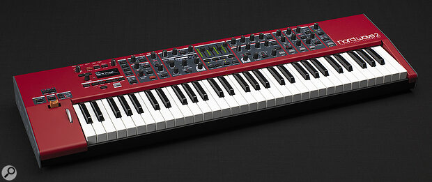 Clavia Nord Wave2