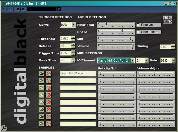 Drum Replacement Software For Mac