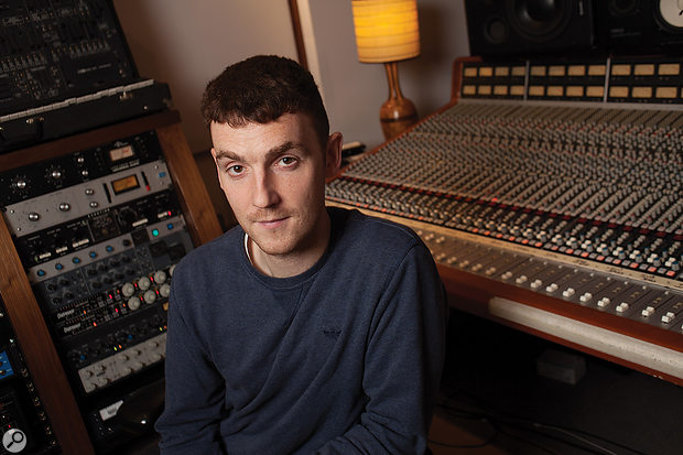Jack Patterson is the main production mastermind behind Clean Bandit.
