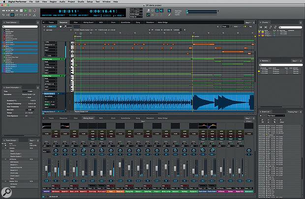 MOTU Digital Performer 10.1