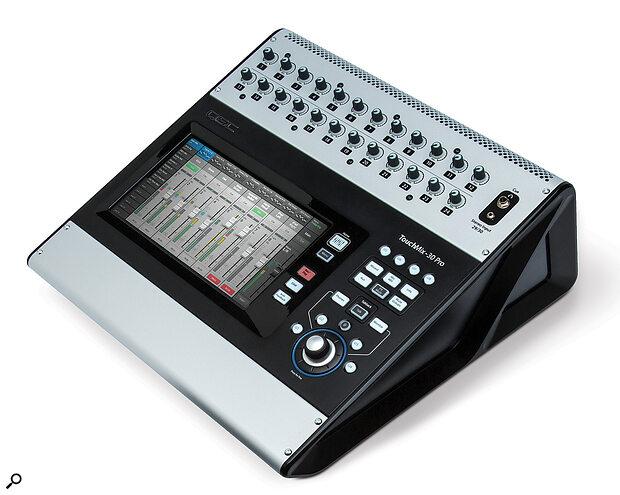 QSC TouchMix-30 Pro.