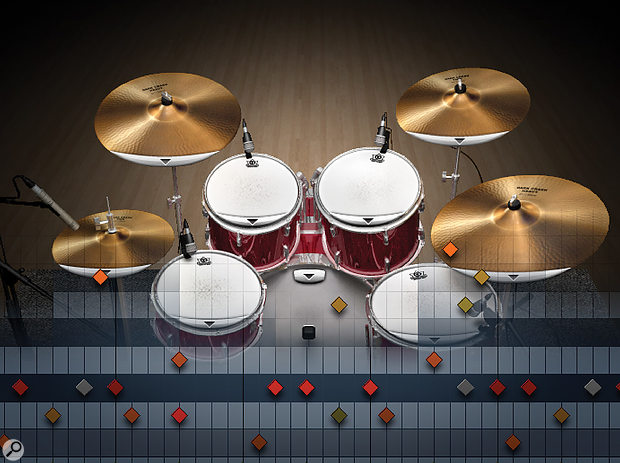 Programming Realistic Drum Parts