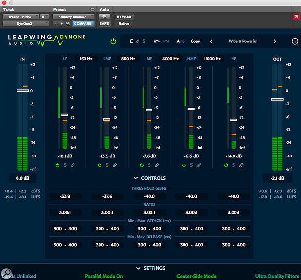 Leapwing Audio DynOne v3