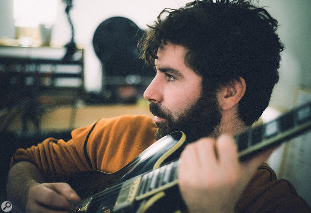 Foals singer Yannis Philippakis stepped into the production role on the band's new album Everything Not Saved Will Be Lost, Part1.
