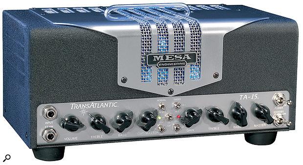 Mesa Boogie's new Transatlantic amplifier should prove a flexible amp for studio recording.