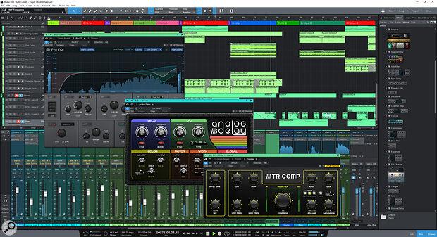 PreSonus Studio One v5