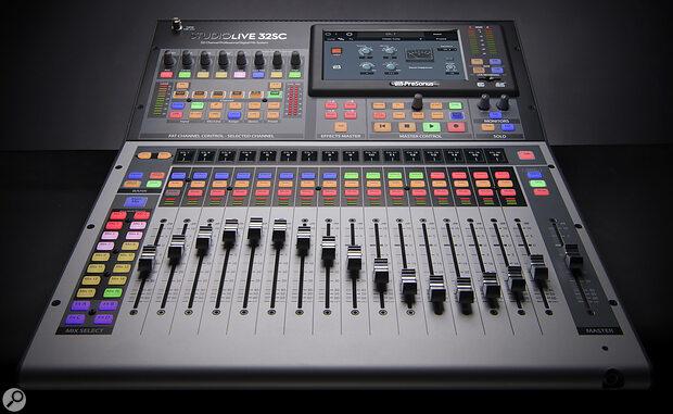 PreSonus StudioLive Series III S