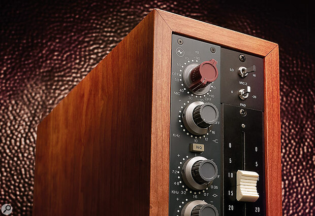 Universal Audio Neve 1084 Preamp & EQ plug-in