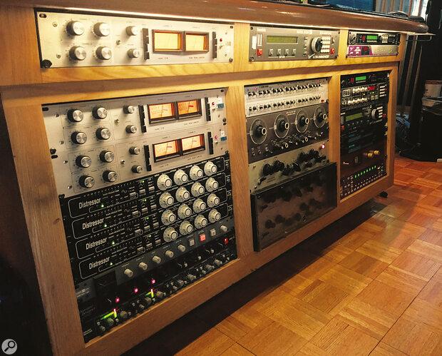 Bob's core outboard processors