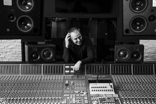 Jim Cooley is one of Nashville's leading specialist mix engineers.
