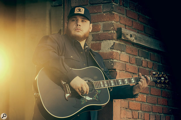 """""""I  think my cool factor is not having one,"""" says Luke Combs."""