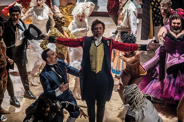 The Greatest Showman dramatises the life of legendary impresario PT Barnum, played by Hugh Jackman.