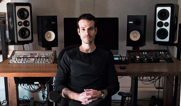 Sir Nolan, aka Nolan Lambroza, who co-wrote and co-produced 'Rare'.