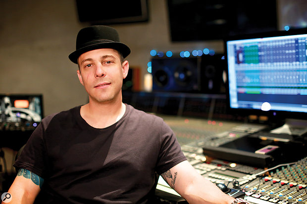 Producer, engineer and mixer Josh Gudwin has been Justin Bieber's right-hand man for many years.