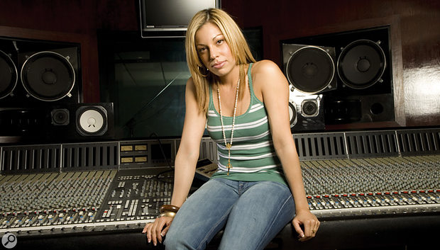 Secrets Of The Mix Engineers: Marcella Araica