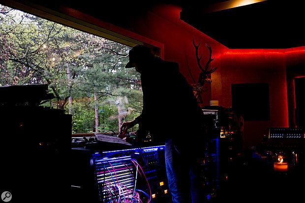 The album's predominantly electronic bent represented a major departure for Justin Vernon, aka Bon Iver.