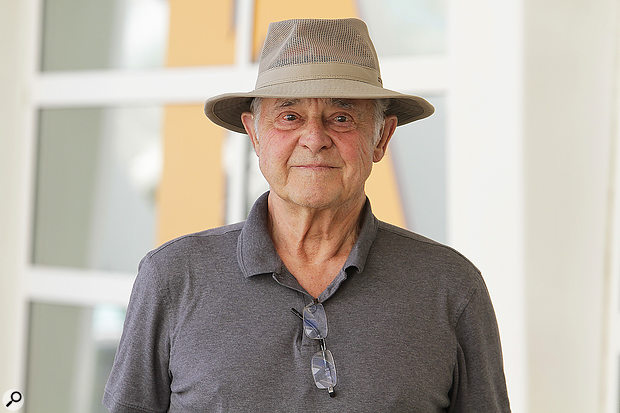John Chowning at the Vox Festival. Photo courtesy Histeria.