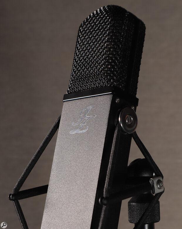 JZ Microphones BB29 capacitor mic.