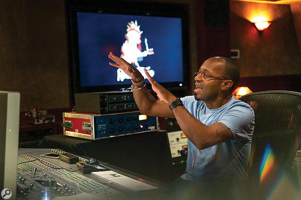 Kuk Harrell: Vocal Producer