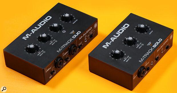 M-Audio Solo & Duo