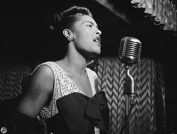 The Model 55 was an instant hit with singers from Billie Holiday to Hank Williams, who appreciated its revolutionary sound quality and small size.