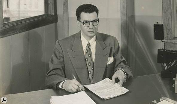 Benjamin Baumzweiger.