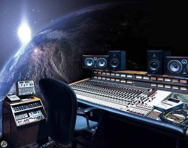Making Space In Your Mix
