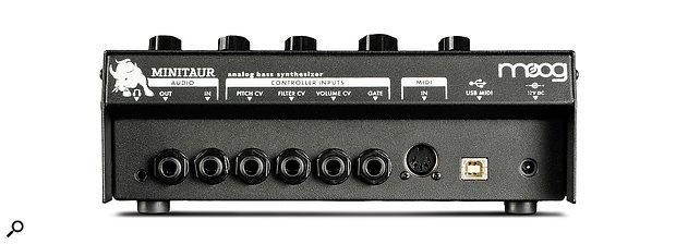 Moog Minitaur Rev 2.2