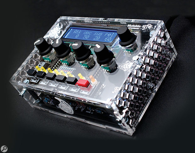 Mutable Instruments Shruthi 1