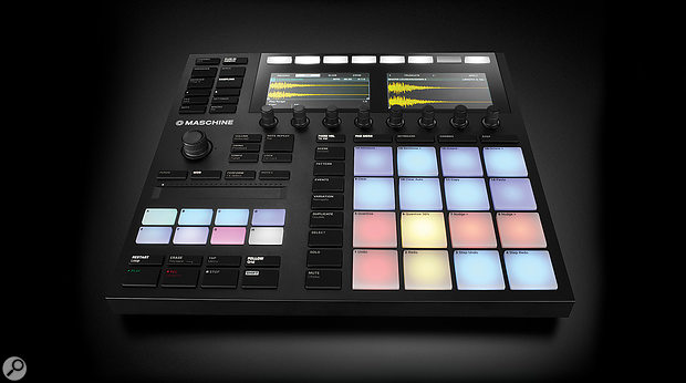 Native Instruments Maschine 3 & Komplete Kontrol 2