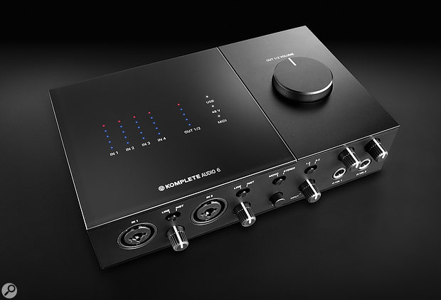 Native Instruments Komplete Audio 6 MkII