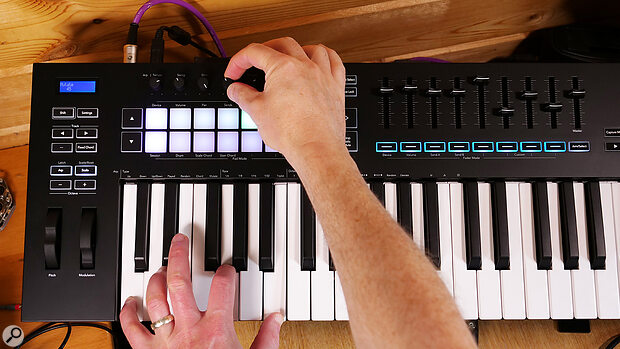 Novation Launchkey MkIII