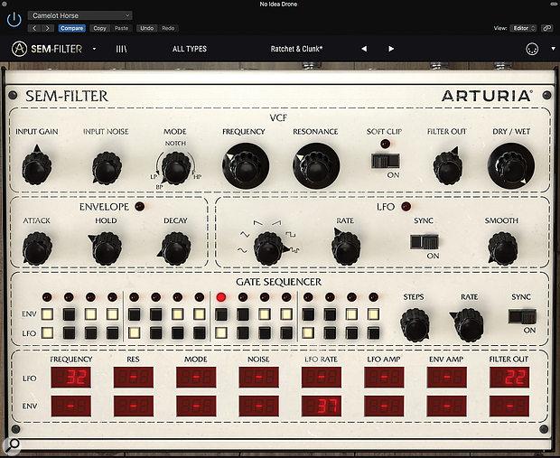Arturia SEM-Filter.