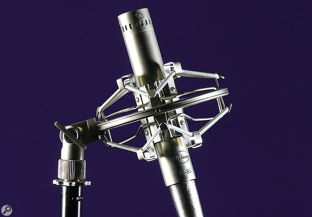 Peluso P84 capacitor microphone