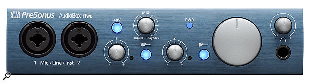 PreSonus AudioBox iOne & iTwo