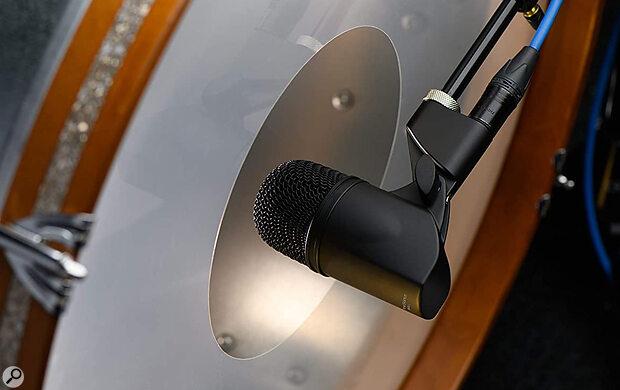 The BD‑1 kick mic.