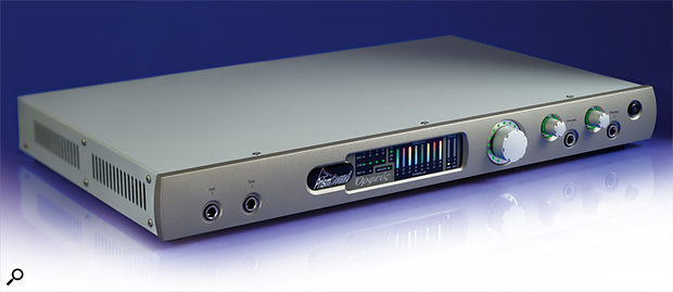 Prism Sound Orpheus Firewire audio interface.