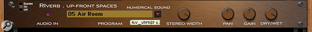 Numerical Sound's rack extensions might look quite conservative, but there's currently nothing else quite like them on the Reason platform.