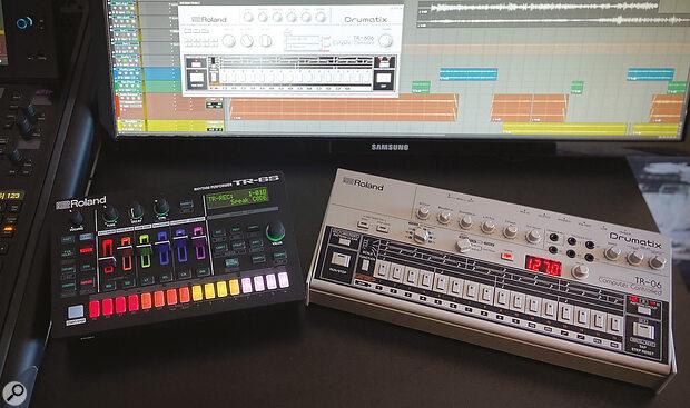 Roland TR-06 & TR-6S
