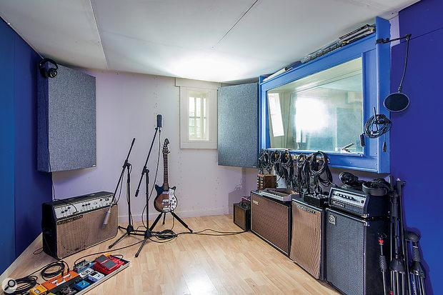 Toomi Labs is Tommaso Colliva's studio-cum-private playground.