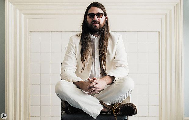 Matthew E White is Spacebomb's prime mover, having released two hit albums.