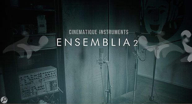 Cinematique Instruments Ensemblia 2 Percussive