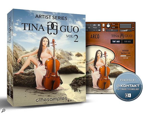 Cinesamples Tina Guo Cello Volume 2
