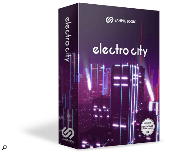 Sample Logic Electro City