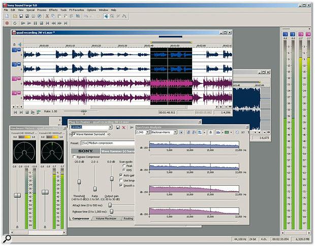 Sony Sound Forge 9