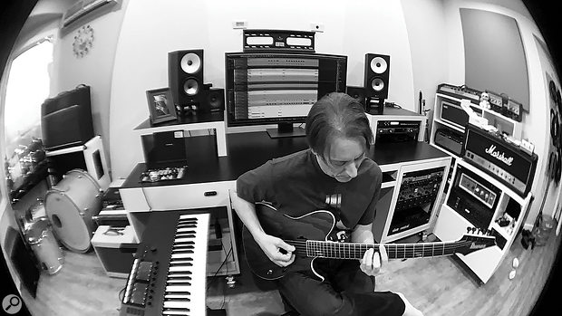 Steve Ouimette: Re-recording Hits For Video Games