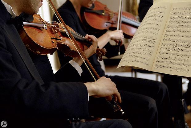 Arranging For Strings, Part 1